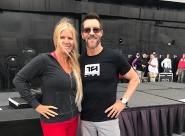 Tony Horton Creator of P90X